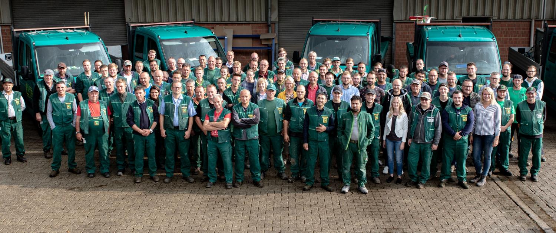 Menningmann GmbH Team groß,